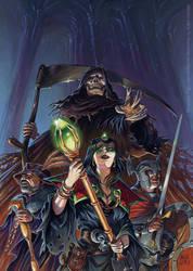 Talisman: The Reaper by RalphHorsley