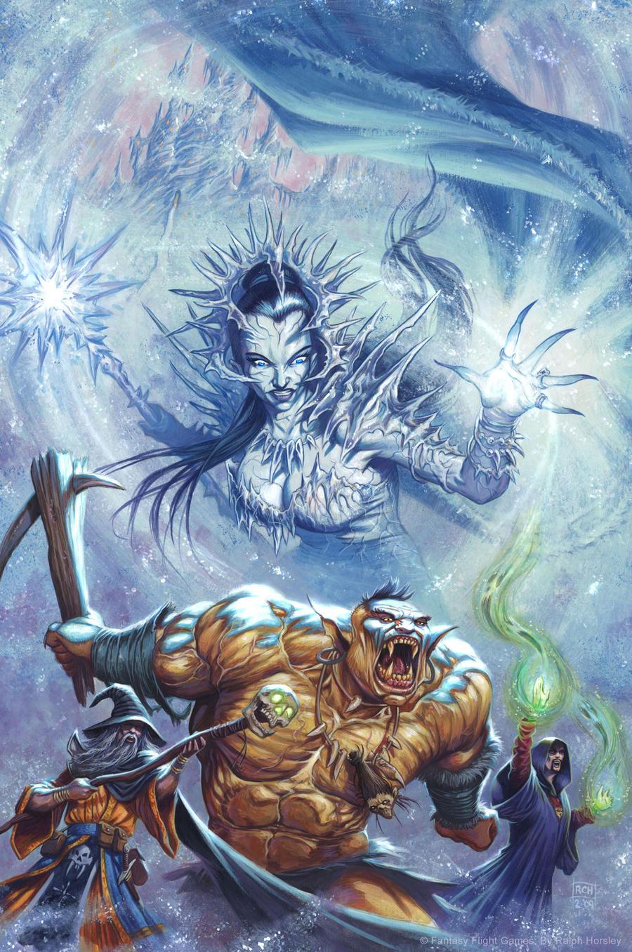 Talisman: Frostmarch