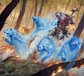 Spirit Summoner by RalphHorsley