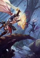 Duel by RalphHorsley