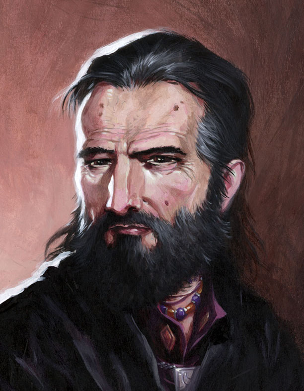Lord Blackstaff by RalphHorsley