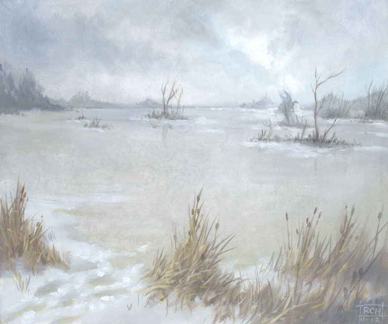 Hush by RalphHorsley