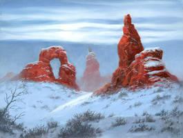 Quietude by RalphHorsley