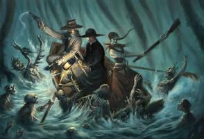 Don't Rock the Boat by RalphHorsley