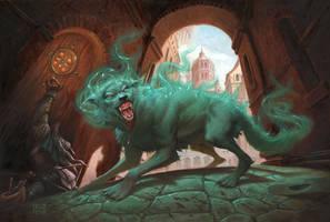 Predator's Howl by RalphHorsley