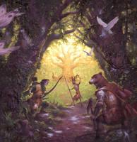 Talisman The Woodlands by RalphHorsley