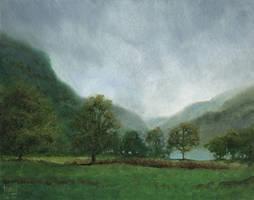 Glendalough by RalphHorsley