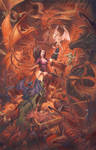 Mistress of Dragons by RalphHorsley