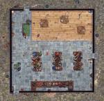 Bugman's Game - The Board by RalphHorsley