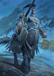 Knight of the Wild by RalphHorsley
