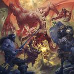 Talisman: The Cataclysm by RalphHorsley