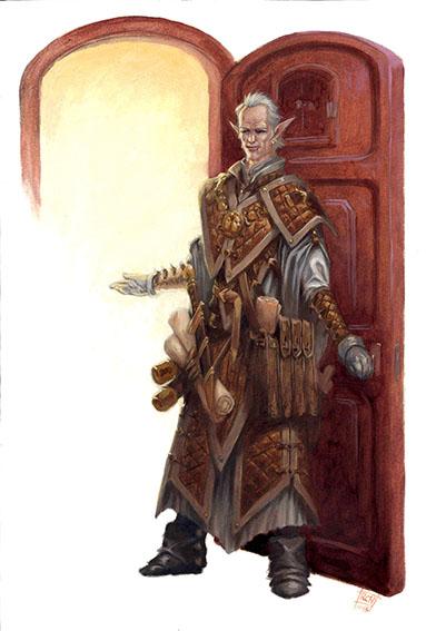 Alseta Cleric by RalphHorsley