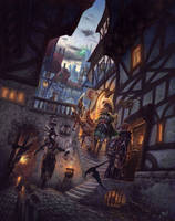 Perilous by RalphHorsley