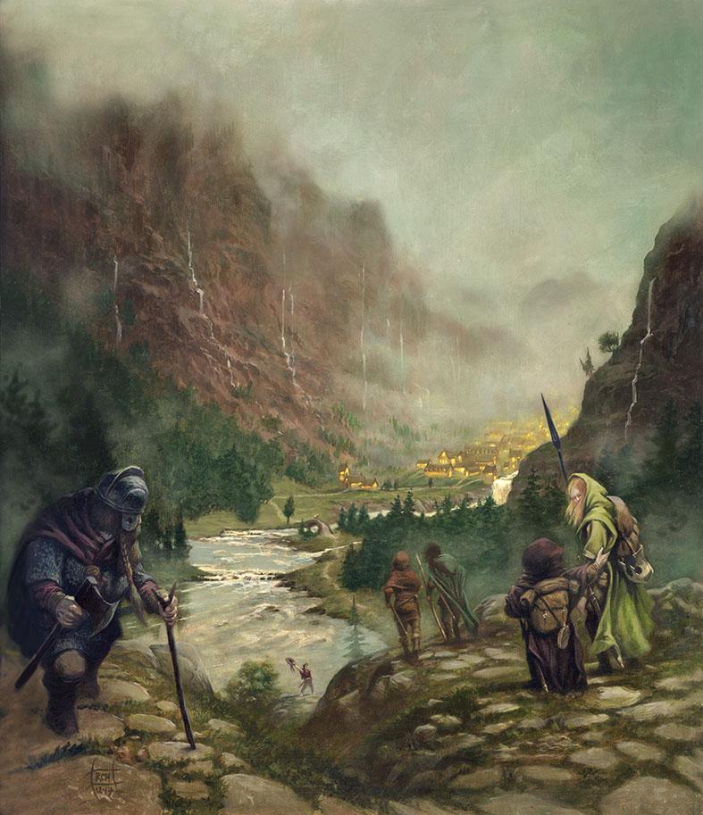 Rivendell by RalphHorsley