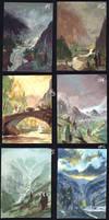 Rivendell - studies
