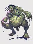 Venom Troll by RalphHorsley