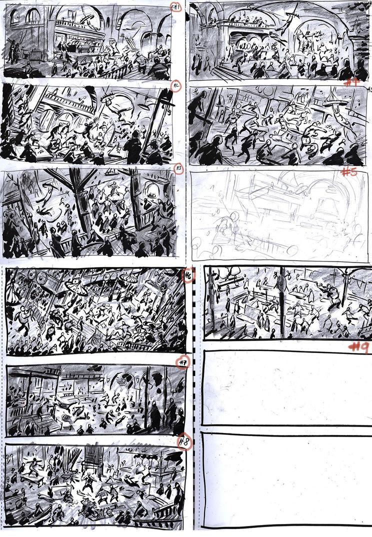 The Dive - thumbnails by RalphHorsley