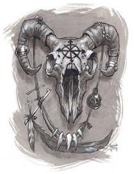 Chaos ritual magic by RalphHorsley