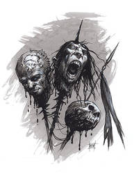 Bllod AND Skulls for Khorne! by RalphHorsley