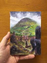 Bree Study #1 by RalphHorsley