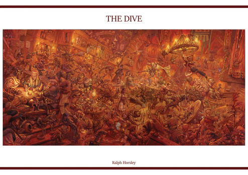 The Dive - poster