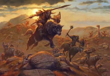 Goblin Cavalry