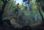Elf Heavy Infantry