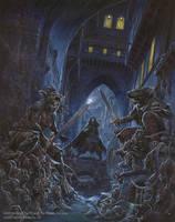 City of Peril by RalphHorsley