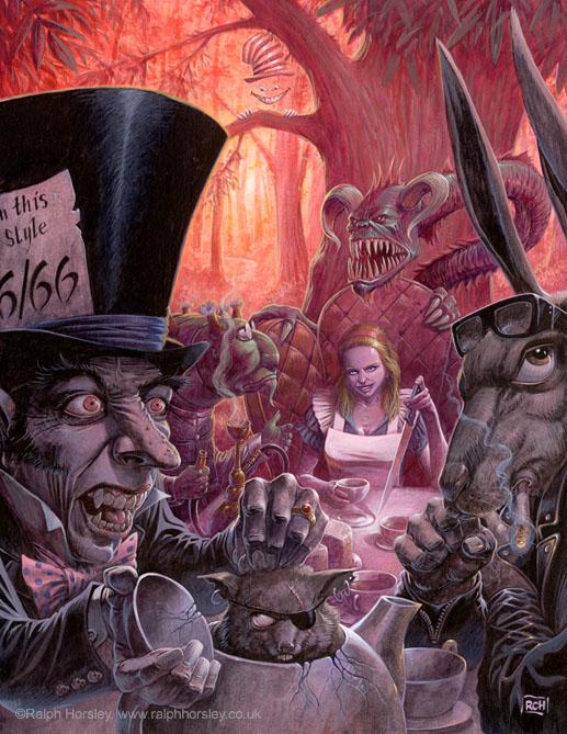 Wonderland by RalphHorsley