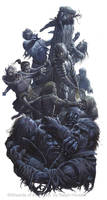 Thanatos by RalphHorsley