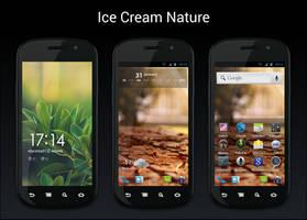 Ice Cream Nature by ZduneX25