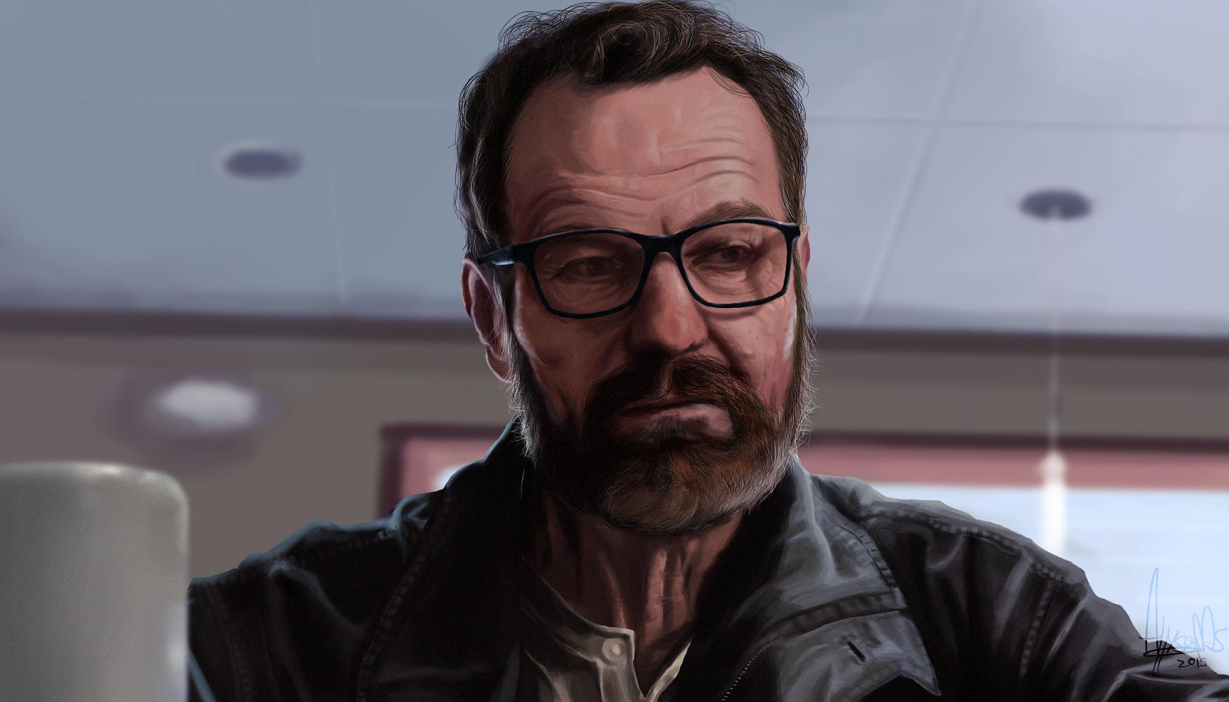 Heisenberg (Breaking Bad) by HeartOfTheSunrise on DeviantArt