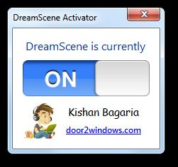 DreamScene Activator by Kishan-Bagaria