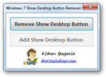 7 Show Desktop Button Remover
