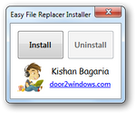 Easy File Replacer