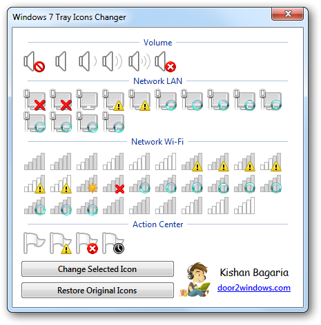 Windows 7 Tray Icons Changer by Kishan-Bagaria on DeviantArt