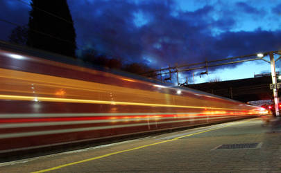 Coventry Train Station 1 by AlanSmithers