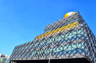 Birmingham Libary by AlanSmithers