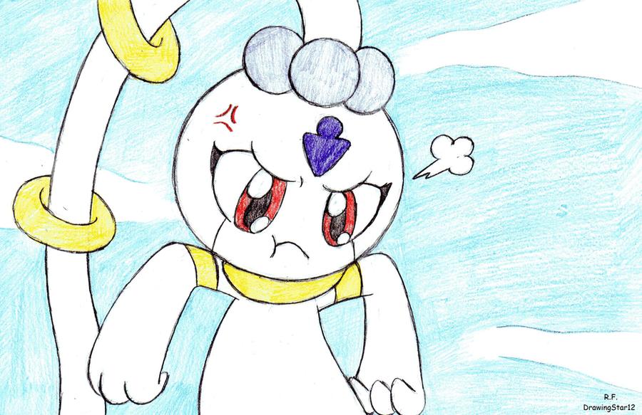 Cranky by DrawingStar12