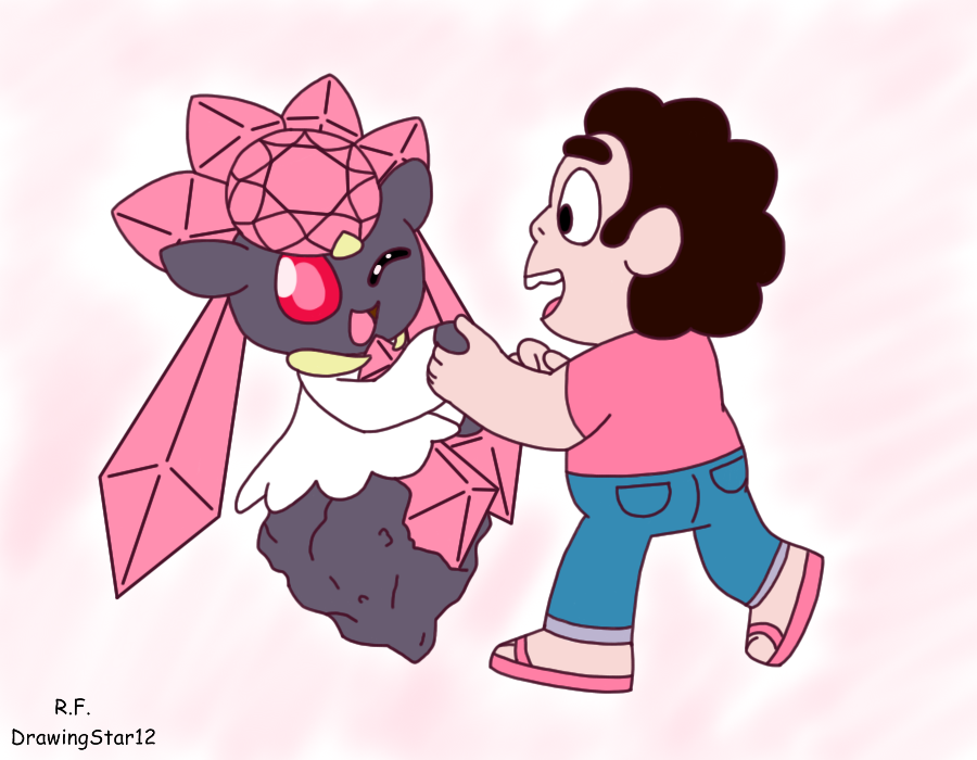 Steven and Diancie