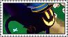 Mailman Snatcher Stamp by DrawingStar12