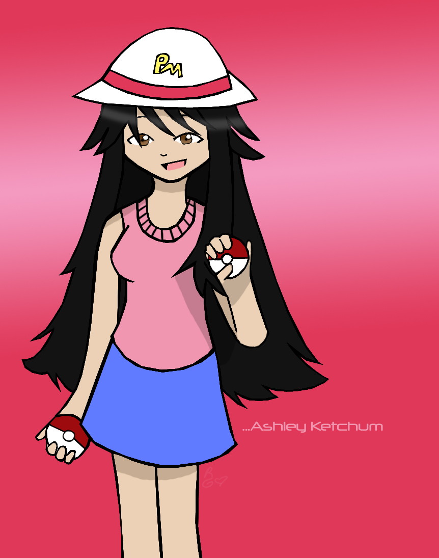Ashley Ketchum by Angel-Star727