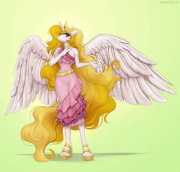 Empress Celestia Silverlight