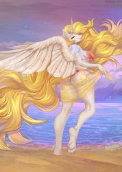 Summer Sun Celestial Silverlight with wings three