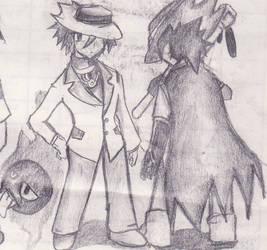 Random Doodlez-1 by Crell