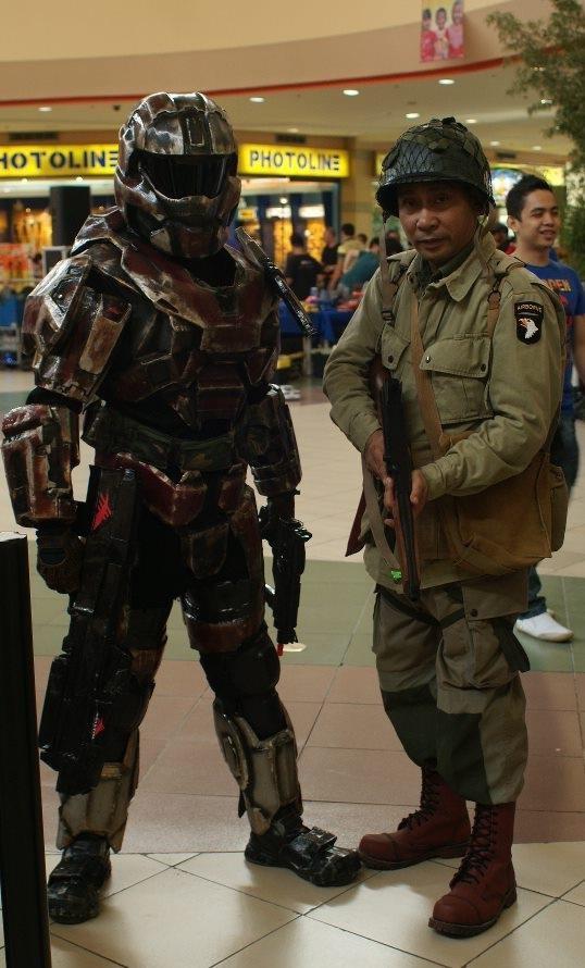 Custom Halo Reach armor by rxbonz ...  sc 1 st  rxbonz - DeviantArt & Custom Halo Reach armor by rxbonz on DeviantArt