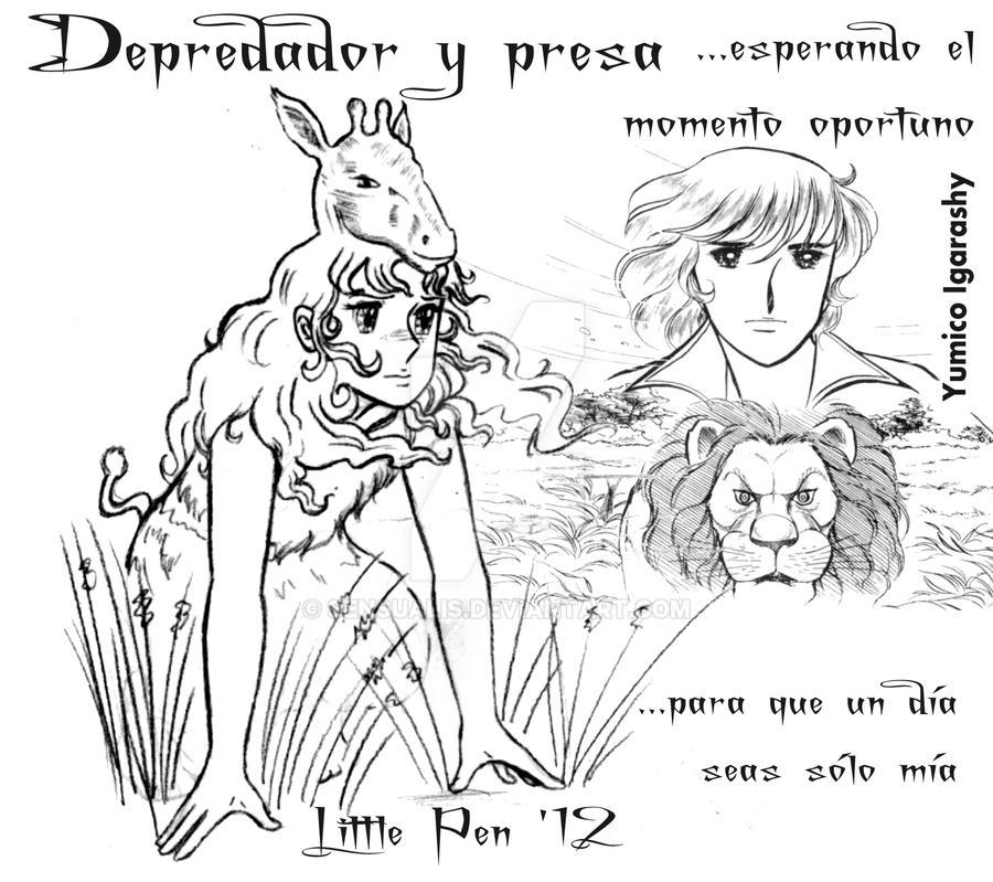 Portada - Depredador y presa by Sensualis