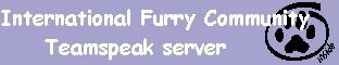 Furry Teamspeak Banner by HatlabuFarkas