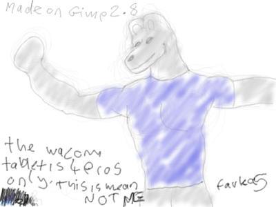 Elso wacom tablas rajzom by HatlabuFarkas