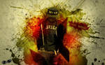 Joey BadA$$ Grunge and Abstract Wallpaper by clgraphics
